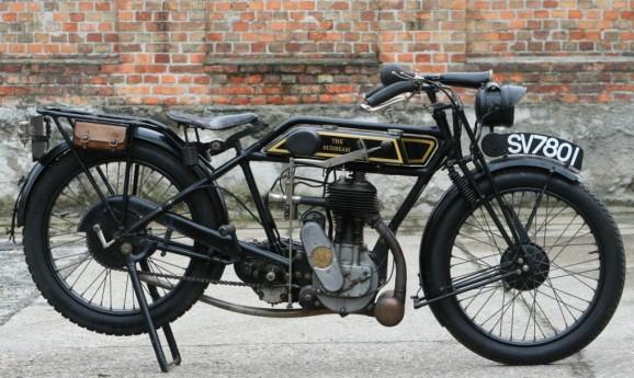 Sunbeam Model7 1925 600cc