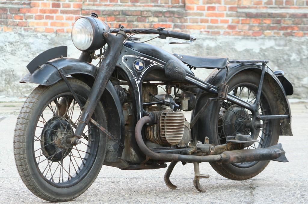 Motomania Motorr 228 Der Details Bmw R12 Alte Zustand