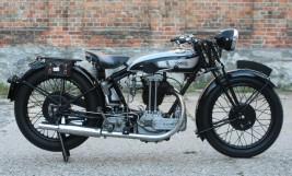 1930 Norton Model 20 500ccm OHV