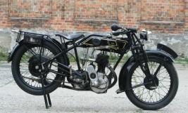 Sunbeam Model 6 500ccm 1928