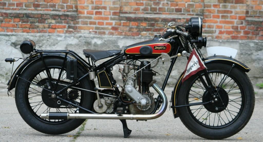 Motomania Motorr 228 Der Details Imperia 500 Ioe