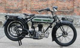 1924 Triumph 550 SD