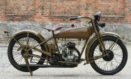 Harley Davidson Model B 1928 -verkauft nach NL-
