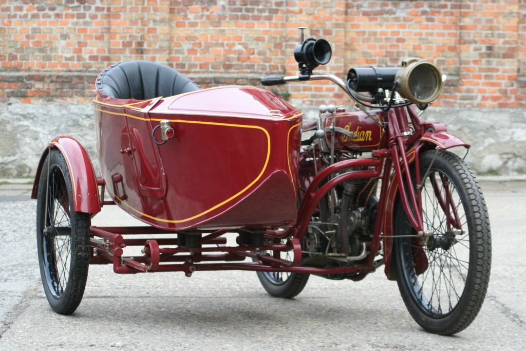 MotoMania - Motorräder - Details - Indian Powerplus 1000cc