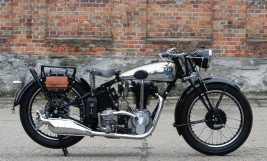 1936 NSU OSL 501
