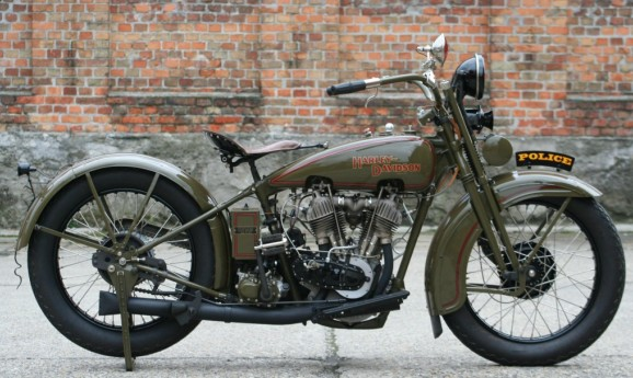 Harley Davidson JL 1000 Sport Ricardo -verkauft-