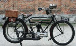 1920 Triumph Model H 550ccm