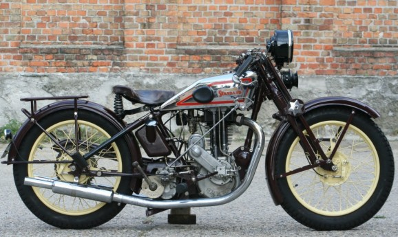1931 Standard CS500