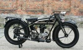 Rudge 1925 500cc ohv 4valve 4speed
