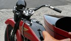 Harley Davidson Model R 750ccm Gespann 1934