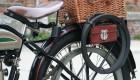Triumph Model H 1920 550cc -verkauft-