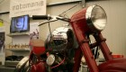 Motomania auf Oldtimermesse uns Teilemarkt St. Pölten 2011