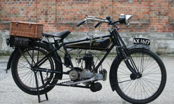 Calthorpe JAP 300cc 1919 -verkauft-