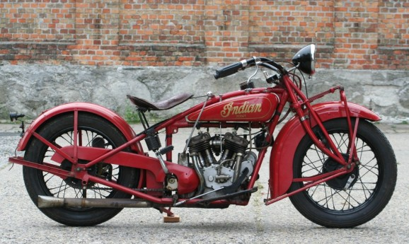 1927 Indian 101 Scout 600cc