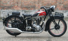 1934 Ariel VG 500ccm OHV