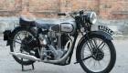Norton Model 18 500cc OHV 1946 -verkauft nach Frankreich-