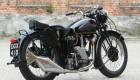 Velocette MSS 1947 500ccm OHV -verkauft nach Spanien-