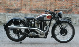 1937 Levis 600cc OHV