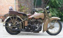 1927 Harley-Davidson IOE Twin 1200ccm