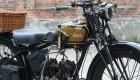 James Model 12 500cc 1928 V-twin -VERKAUFT-