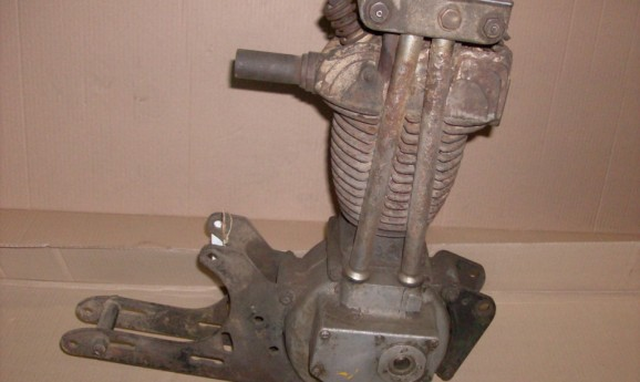 BSA 250cc OHV Motor