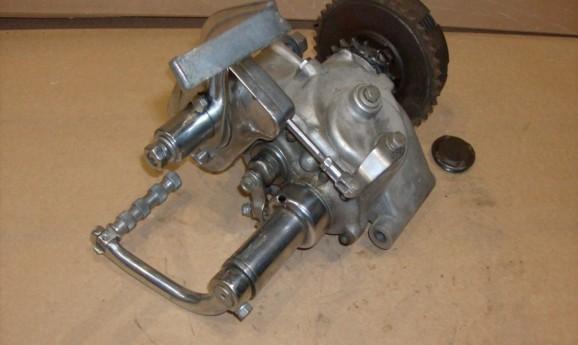 NSU OSL 350/500 Getriebe