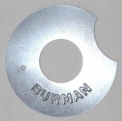 Burman Kickstarter Deckel 116mm