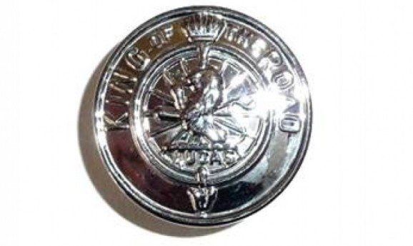 Lucas Emblem für Lampe